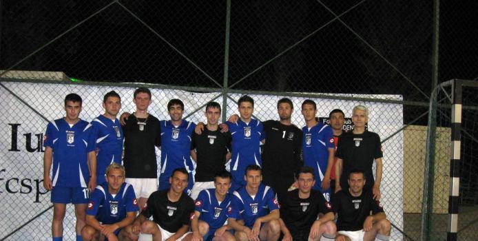 Bucuresti: Partenerul competitiei, FC Sportul Studentesc, a promovat in Liga I!