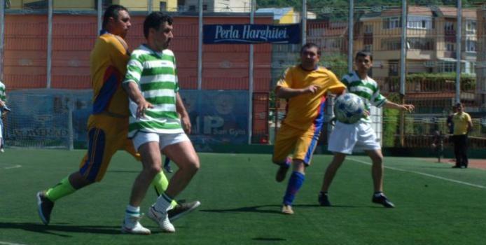 Piatra Neamt: Rangers a cistigat derby-ul cu Steaua si 2.Liga