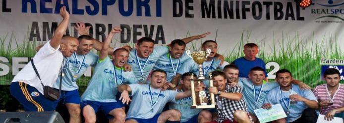 Inscrieri Campionatul Realsport sezonul 2012-2013