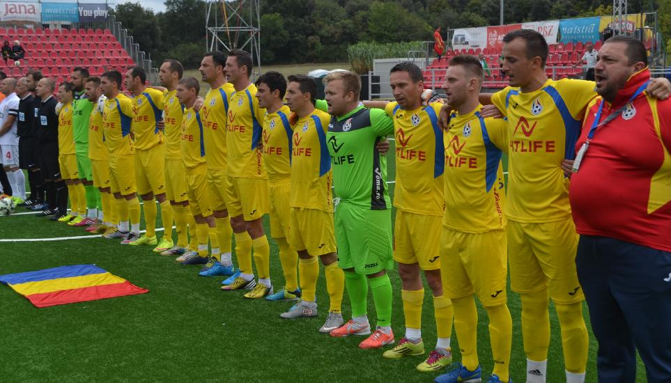 Romania a castigat Grupa B la miniEURO 2015!
