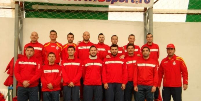 Romania a castigat primul meci la Campionatul European