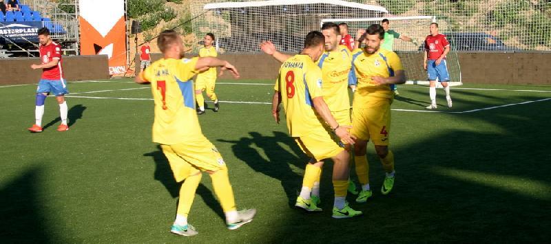 Mergem mai departe ! 4-1 cu Serbia și suntem în sferturi !